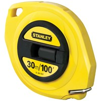 Stanley  Closed Case Steel Tape - 30m