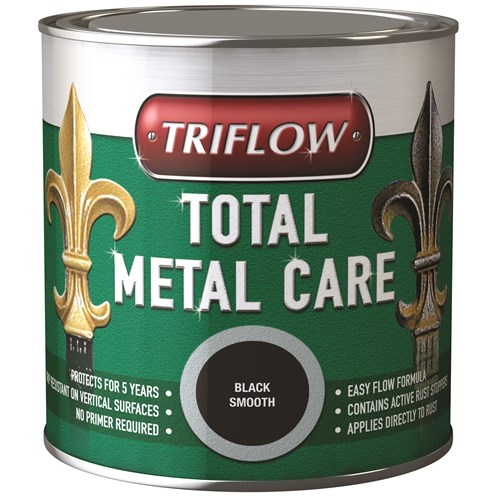 Triflow  Total Metal Care Smooth Paint - 1 Litre