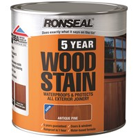 Ronseal  5 Year Woodstain - 750ml