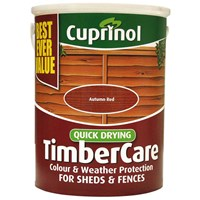 Cuprinol  One Coat Timbercare - 5 Litre