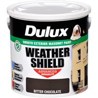 Dulux Weathershield Masonry Colours Paint - 2.5 Litre