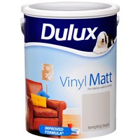 Dulux Vinyl Matt Colours Paint - 5 Litre