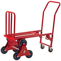 Pro User  Stair Climbing Flat Bed Hand Truck - 120kg