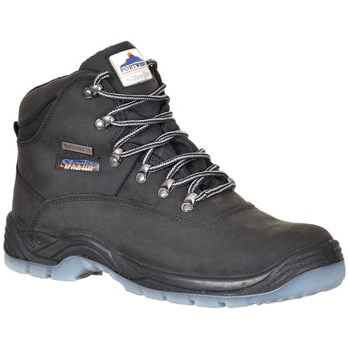 Portwest  Steelite All Weather Boots S3 - Black