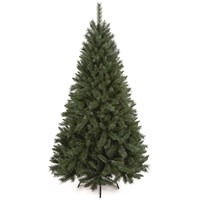 Majestic Noel Artificial Pine Christmas Tree - 6ft