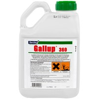 Gallup  360 Weed Killer - 5 Litre