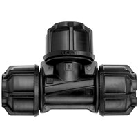 Philmac  Metric/Imperial Tee Pipe Fitting