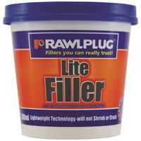 Rawlplug  Lite Filler - 380ml