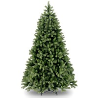 Feel Real Bayberry Spruce Hinged Christmas Tree - 7ft 6in