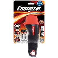 Energizer  Impact Flashlight with 2 AA Batteries