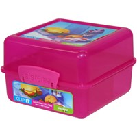 Sistema Klip It Lunch Box Cube